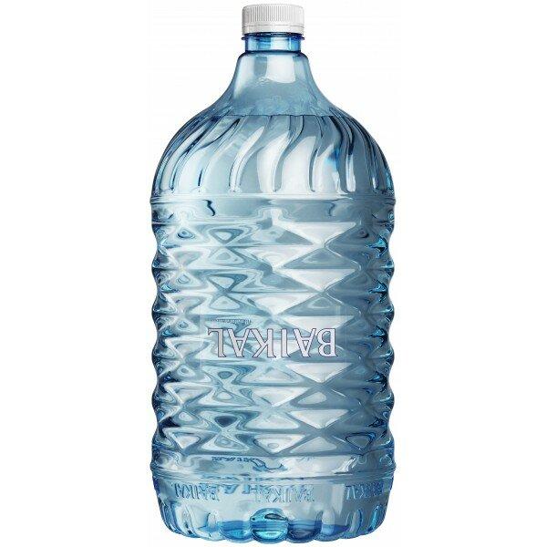 Бутилированная глубинная байкальская вода «BAIKAL430», ПЭТ 9 л (одноразовая бутыль)