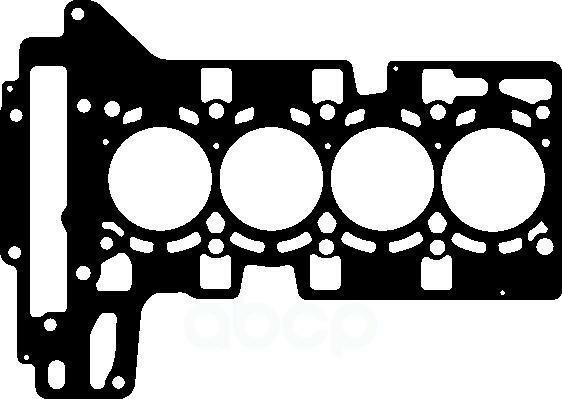 Прокладка гбц bmw 3(f30)/5(f10)/x1(e84) 2.0 (0.7mm) Elring арт. 364.525