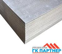 Цементно-стружечная плита (ЦСП I) 3200х1250х10 мм