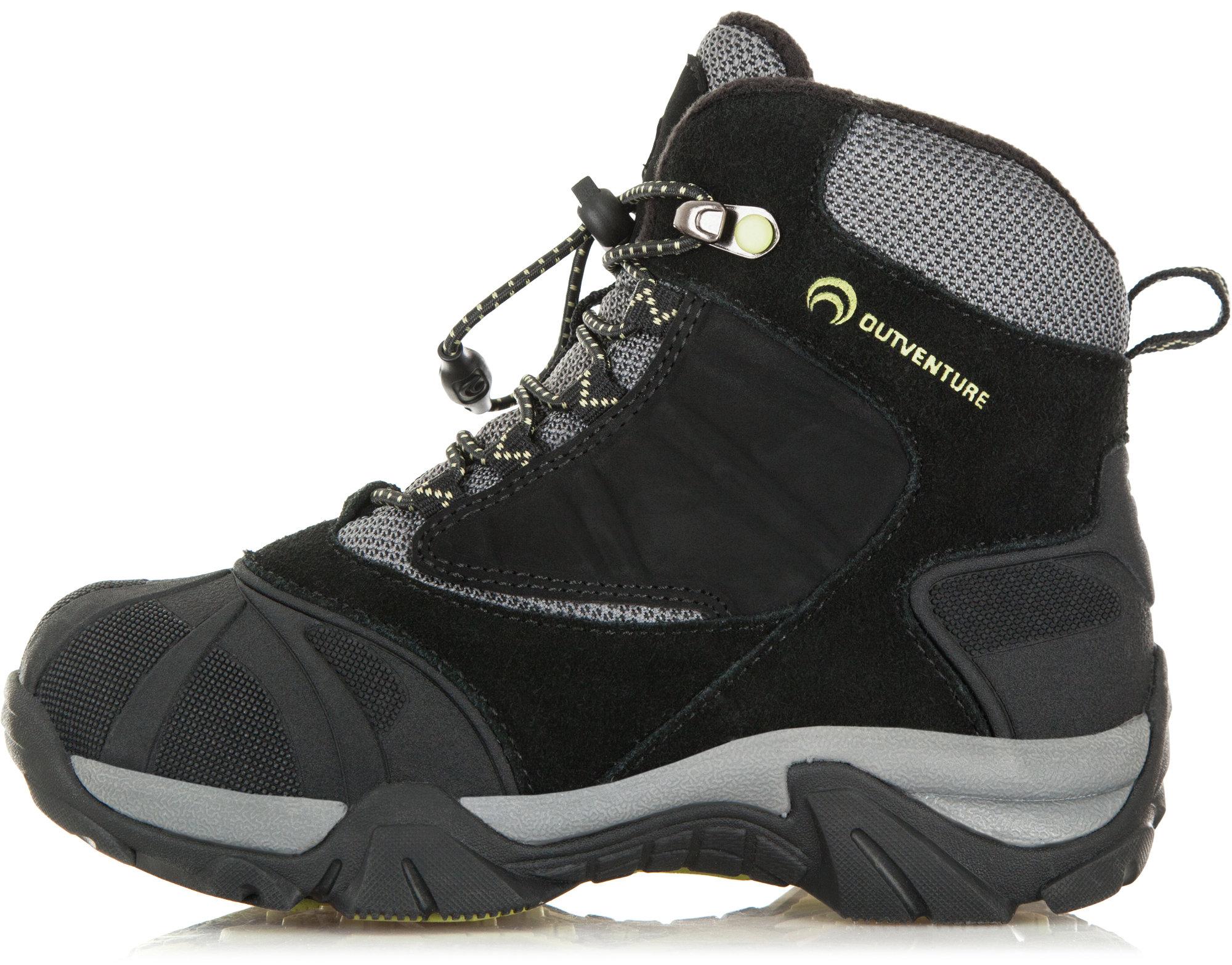 Ботинки утепленные для мальчиков Outventure Crater III, размер 30