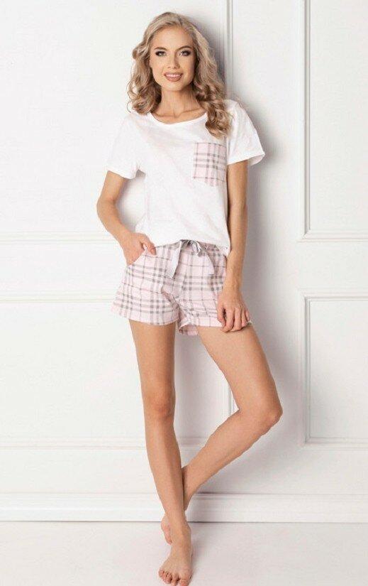 a197fa7059f3b Пижамы женские с шортами. Сравните цены и купите по низкой цене в Москве