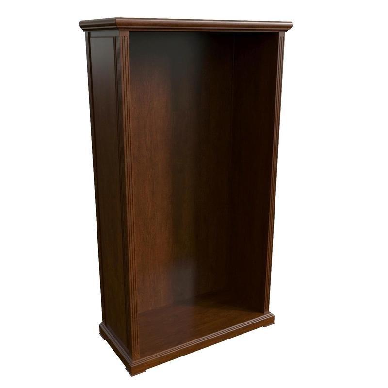 Каркас шкафа/гардероба Washington (ширина 1040 мм, темный орех)