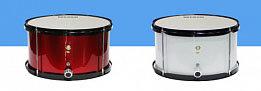 Weber MPJ-TIMUR RED Маршевый барабан на ремне, 12х7 дюймов, цвет красный