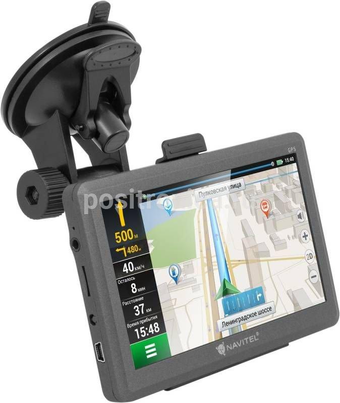GPS-навигатор Navitel C500 5