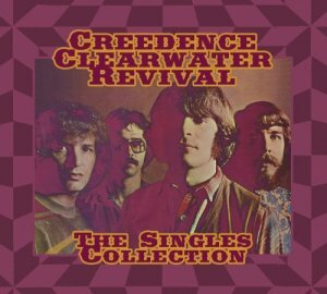 """Creedence Clearwater Revival """"The Singles Collection"""""""