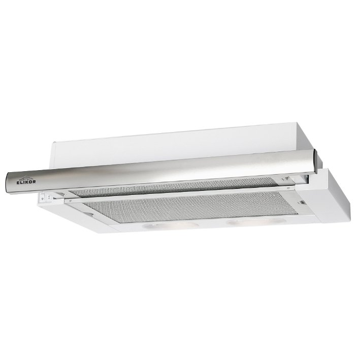 Кухонная вытяжка ELIKOR Интегра 50П-400-В2Л белый/нержавейка