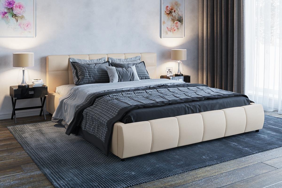 Кровать мягкая Афина-Оскар