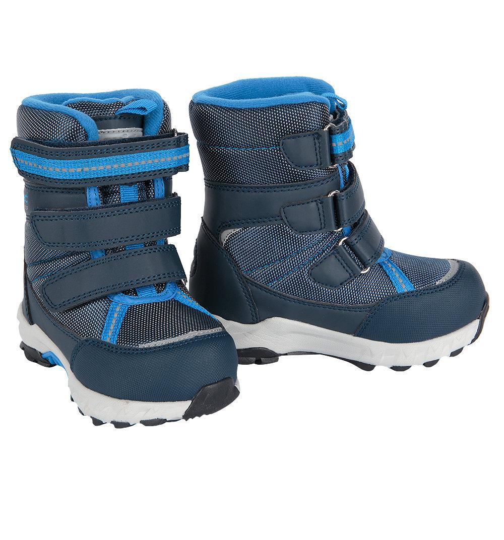 Ботинки Lassie by Reima Boulder, цвет: синий, для мальчиков, размер 31