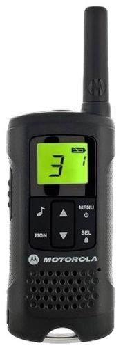 Рация Motorola TLKR-T61 (черный)