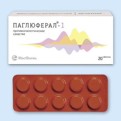 Паглюферал®-1