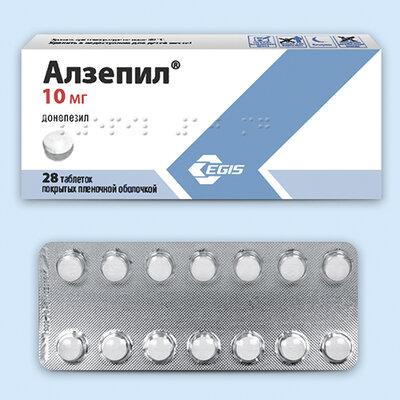 Алзепил®
