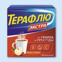 Терафлю<sup>&reg;</sup> от гриппа и простуды экстра