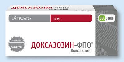 Доксазозин-фпо®