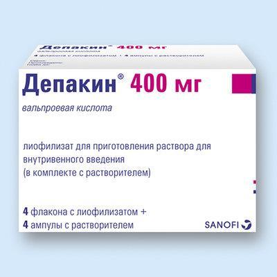 Депакин®