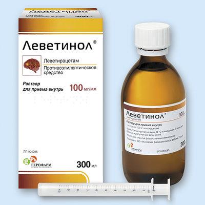 Леветинол®