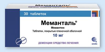 Меманталь®