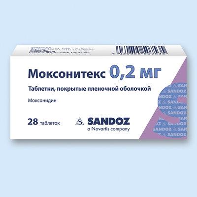 Моксонитекс®