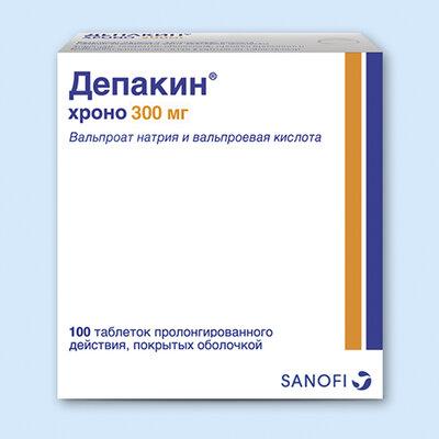 Депакин® хроно