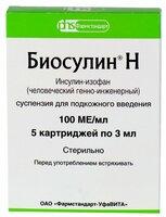 Биосулин  н