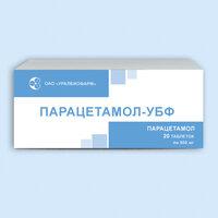 Парацетамол-убф