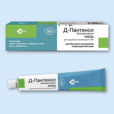 Д-пантенол
