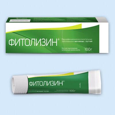 Фитолизин – инструкция по применению – паста для ...
