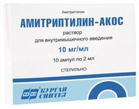 Амитриптилин-акос
