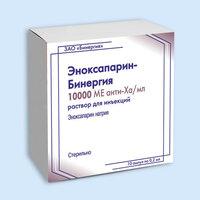 Эноксапарин-бинергия