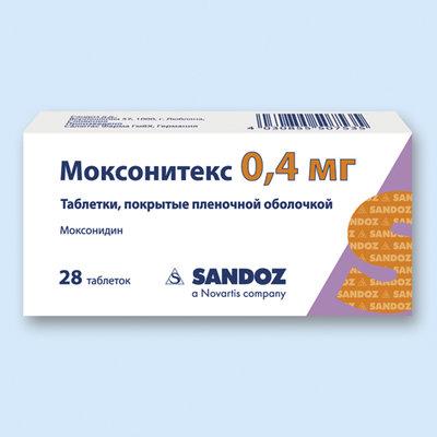 Моксонитекс