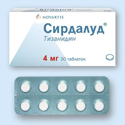 Сирдалуд®