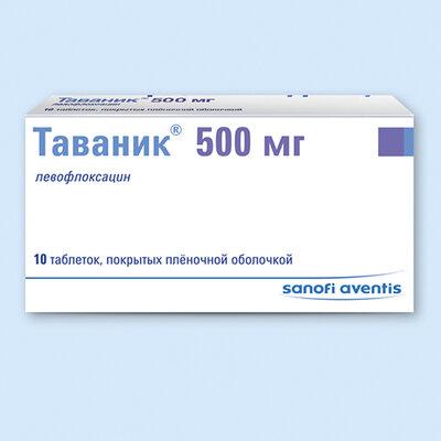 Таваник: инструкция по применению.