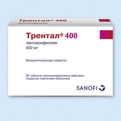 Трентал® 400