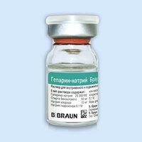 Гепарин-натрий браун