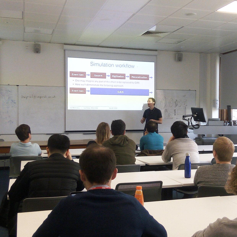 Как ШАД иИмперский колледж Лондона учат физиков машинному обучению