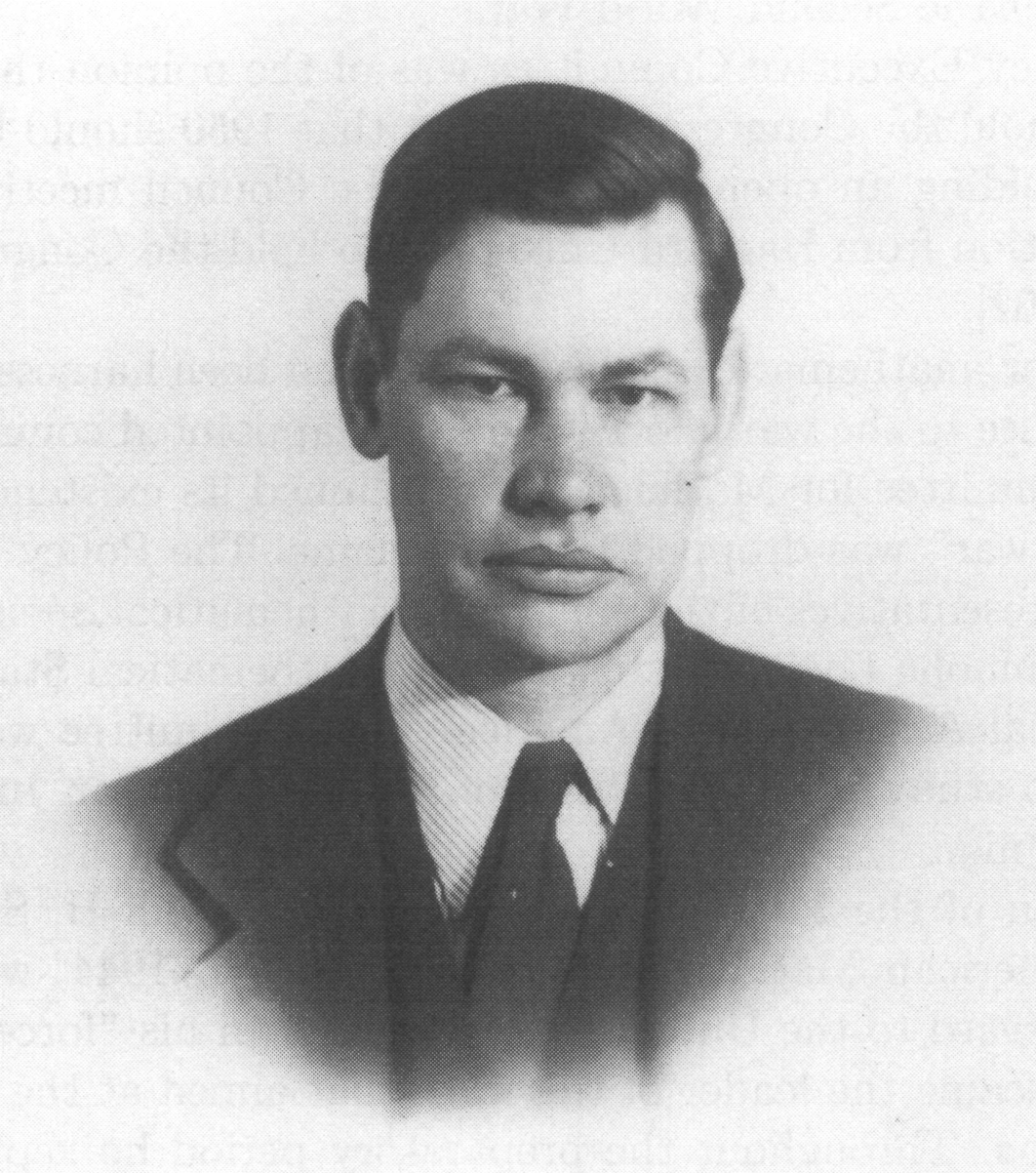 Marshall H. Stone (1903-1989). American mathematician (functional analysis). Stone was in charge of the worldwide work in 1948-1950 that led to the foundation of the new IMU. He was the first President of the new IMU 1952-1954 and President of ICMI 1959-1962. Courtesy AMS, 1947/48.