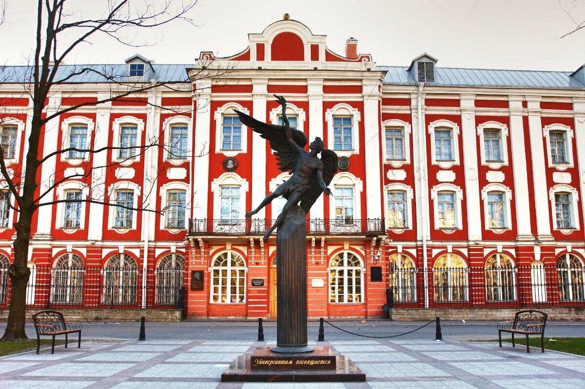 Факультет математики и компьютерных наук СПбГУ