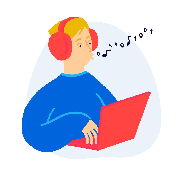 Что слушают разработчики, пока пишут код?