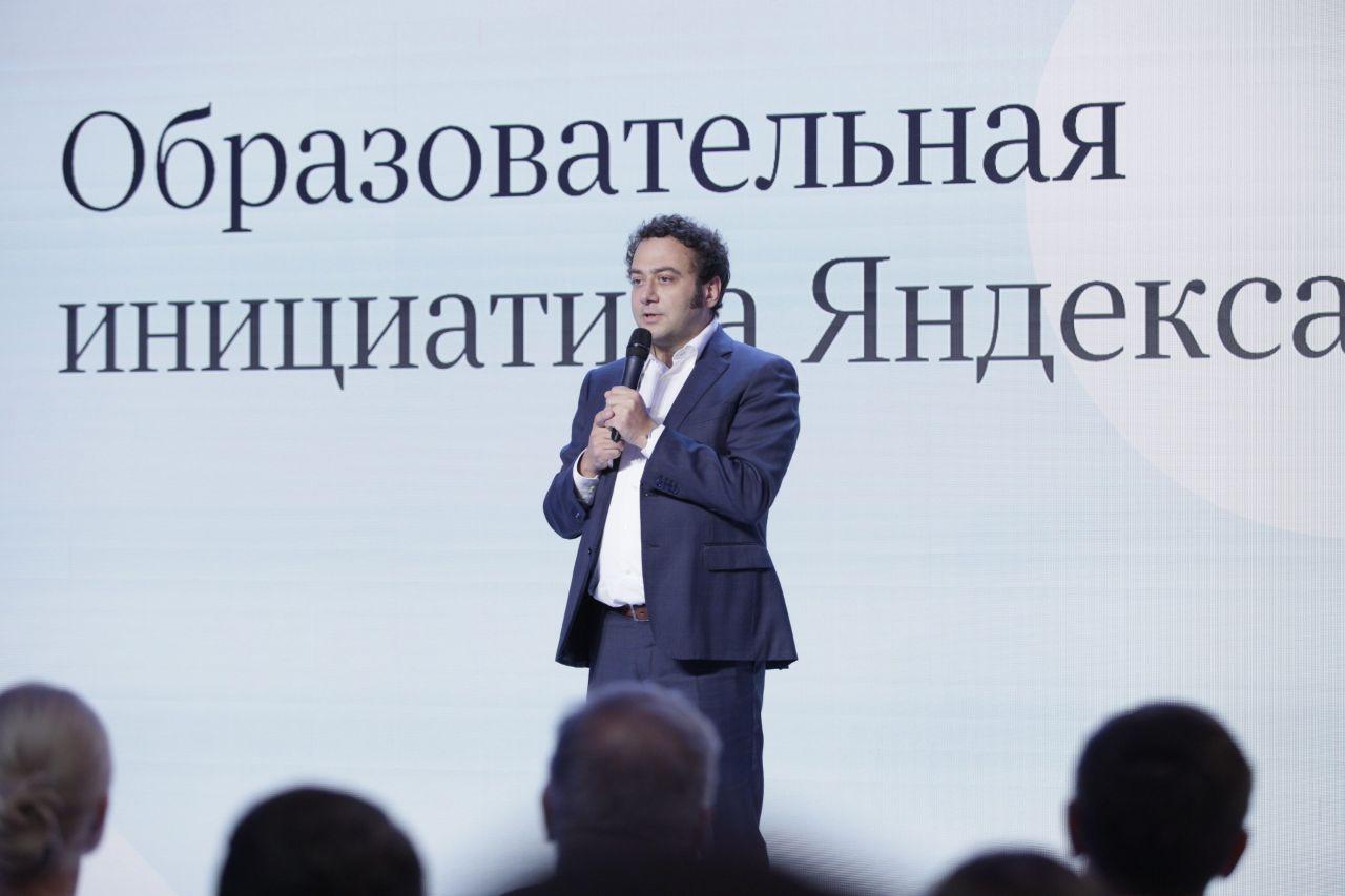 Управляющий директор группы компаний Яндекса Тигран Худавердян