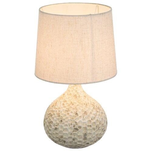 Настольная лампа Globo Lighting SOPUTAN 21656, 40 Вт настольная лампа globo lighting bali 25837t 40 вт