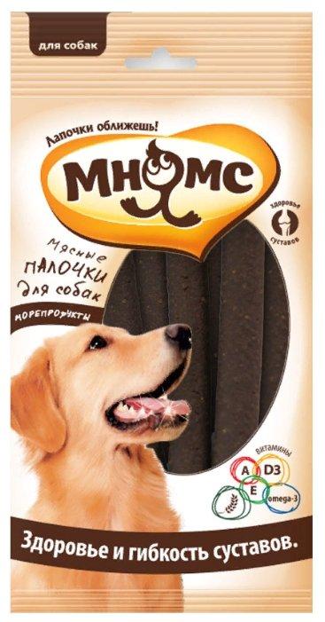 Лакомство для собак Мнямс Мясные палочки Здоровье суставов