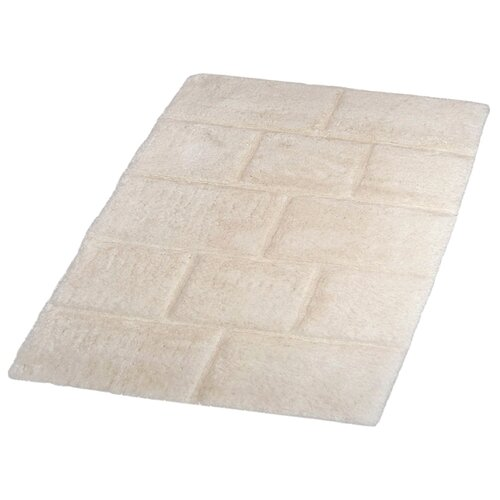 Коврик RIDDER Wall, 60x90 см бежевый/коричневый