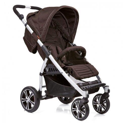 Купить Прогулочная коляска Gesslein S4 Air+ 011000 braun, Коляски