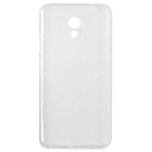 Чехол-накладка Media Gadget ESSENTIAL CLEAR COVER для Meizu M5c прозрачный чехол media gadget essential clear cover для lg x230 k7 2017 прозрачный