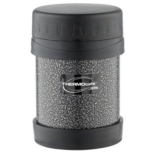 Термос для еды Thermos HAMJNL-350FJ, 0.35 л черный
