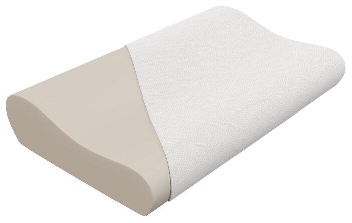 Купить Подушка Armos ортопедическая Premium Baby 40 х 24 см белый по низкой цене с доставкой из Яндекс.Маркета (бывший Беру)