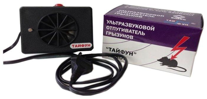 Ультразвуковой отпугиватель Тайфун ЛС-800 (220В) (1000 кв.м.)