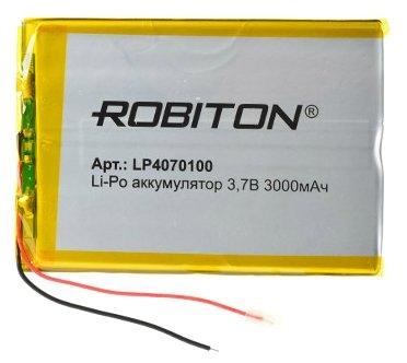 Аккумулятор ROBITON LP4070100