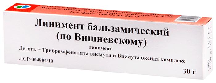 Вишневского линимент 30г №1