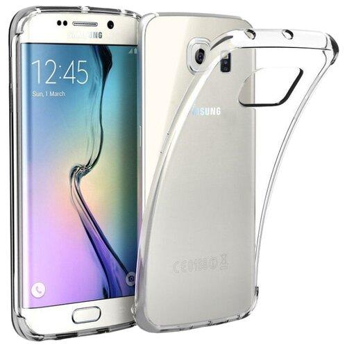 Чехол UVOO U004791SAM для Samsung Galaxy S6 прозрачный