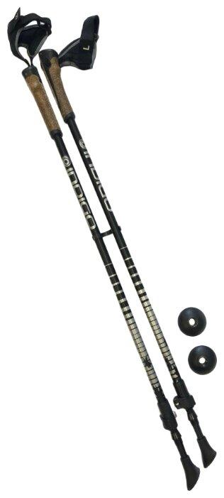 Палка для скандинавской ходьбы 2 шт. Indigo SL-602
